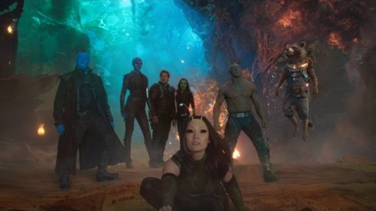 Guardians Of The Galaxy Vol. 2 Team