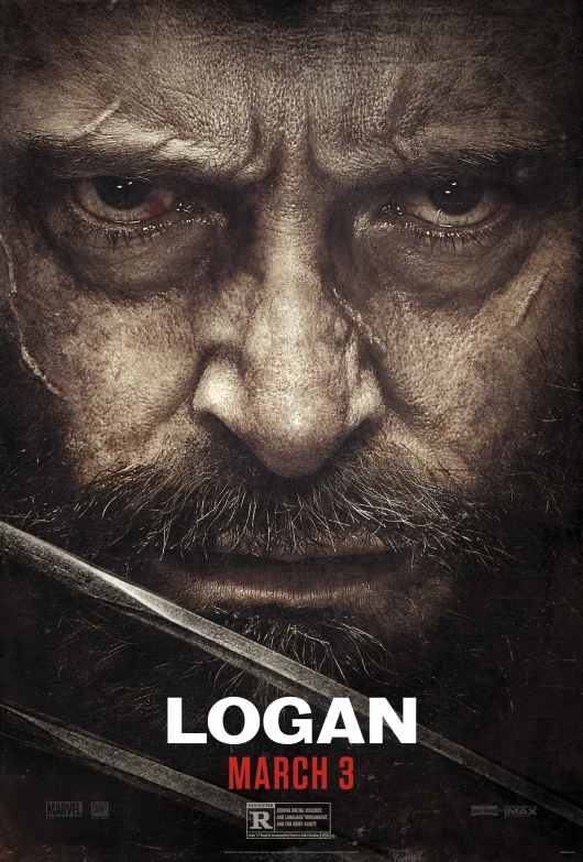Logan Wolverine movie poster