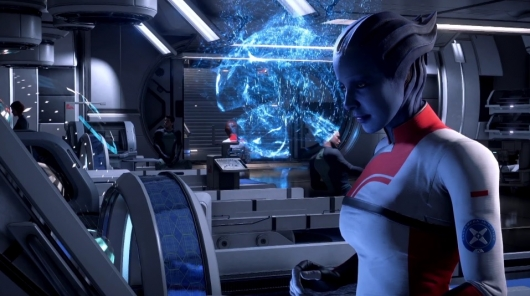 Natalie Dormer Voices Lexi T'Perro in Mass Effect: Andromeda