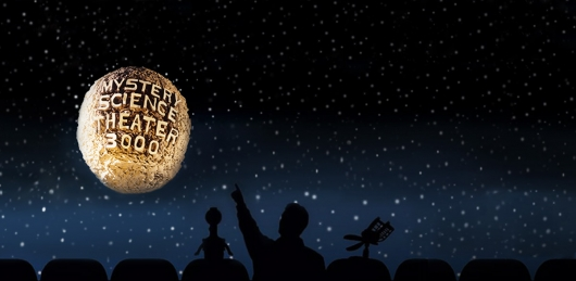 MST3K Mystery Science Theater 3000 banner