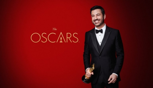 Oscars 2017 Jimmy Kimmel host