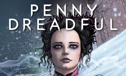 Penny Dreadful Volume 1 TPB header