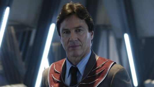 Richard Hatch Battlestar Galactica 2004