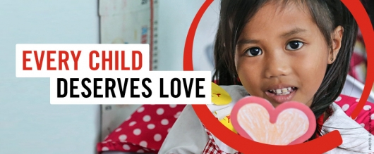 Save The Children Valentine's Day