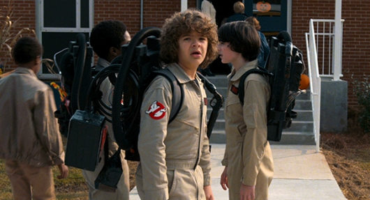 Stranger Things Season 2 First Look