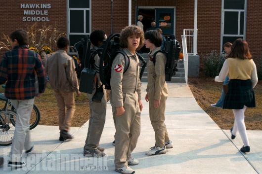 Stranger Things Season 2 First Look - EW