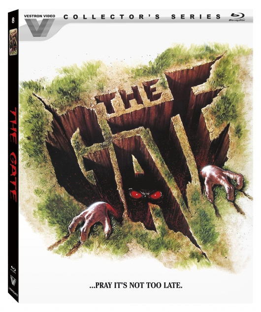 Blu-Ray Review: The Gate (Vestron Video Collector's Series)