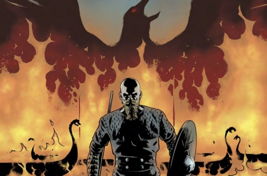 Vikings: Godhead TPB header