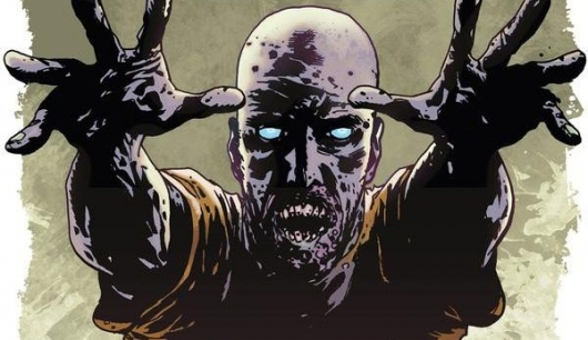 The Walking Dead: Companion To The Comic Series header
