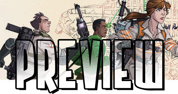 Ghostbusters101 #1 Preview head