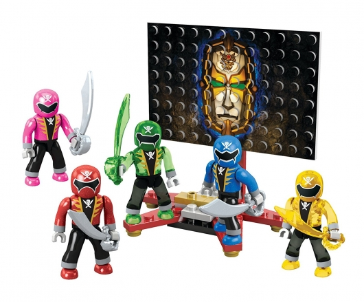 Contest: Power Rangers Super Megaforce DVD and Mega Bloks Set!