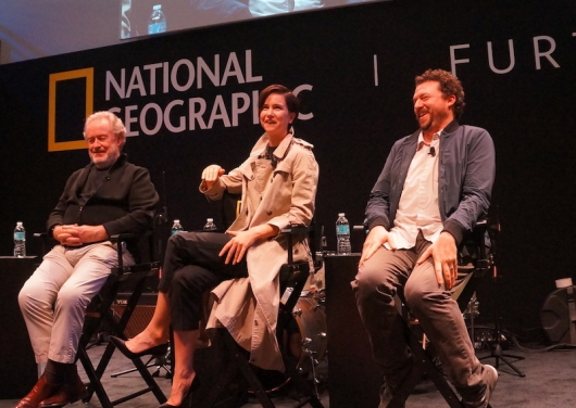 Alien Covenant Ridley Scott panel at SXSW 2017