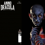 Anno Dracula 1895: Seven Days In Mayhem #1 Exclusive Launch Event Cover From Ben Oliver
