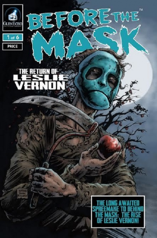 Before the Mask: The Return of Leslie Vernon Comic #1