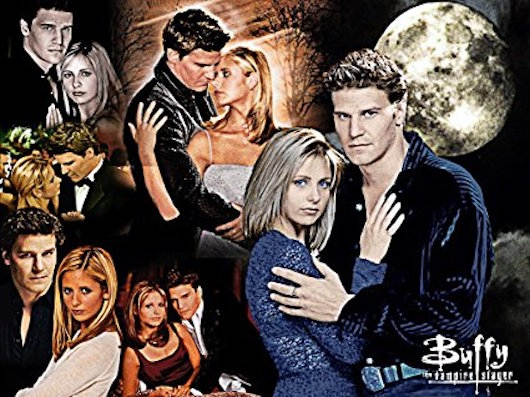 Buffy the Vampire Slayer Angel Blanket
