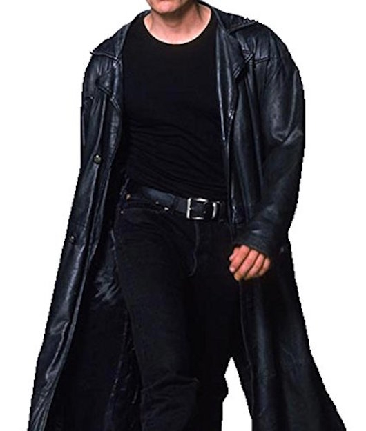 Buffy the Vampire Slayer Spike Leather Trench
