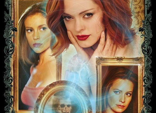 Charmed: A Thousand Deaths #1 header