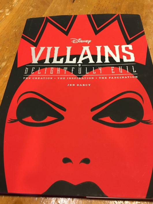 Disney Villains: Delightfully Evil Cover