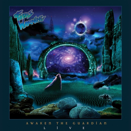 Fates Warning Awaken the Guardian Live cover art