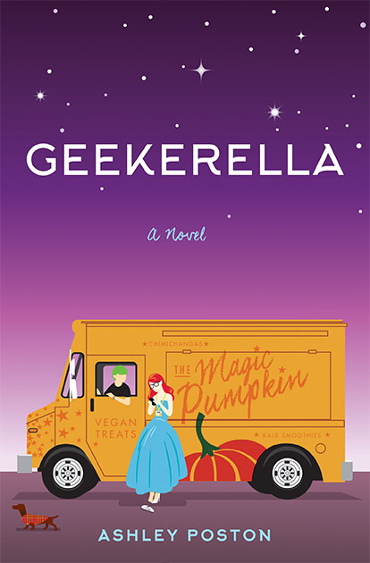 Geekerella book cover