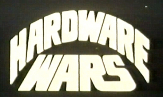Star Wars parody Hardware Wars