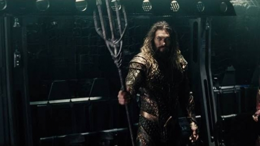 Justice League Aquaman Jason Momoa