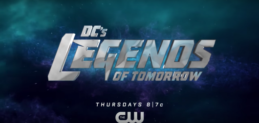 Legends of Tomorrow Header