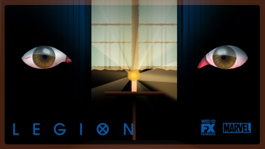 Legion FX Network Marvel TV series banner