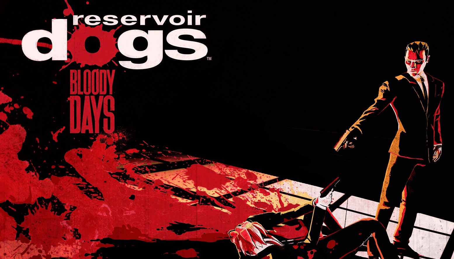 Reservoir Dogs Bloody Days Big Star Games