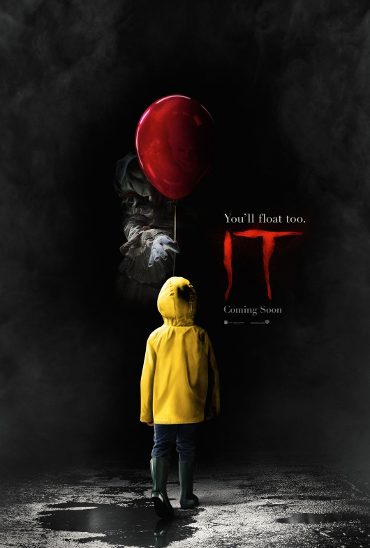 Stephen King IT teaser poster