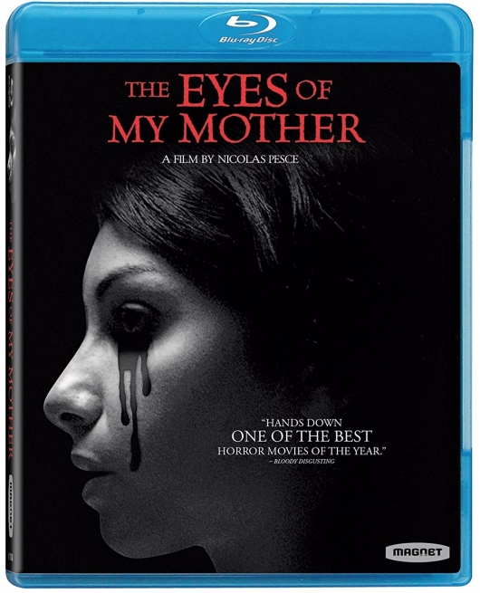 The Eyes of My Mother Blu-ray Cover