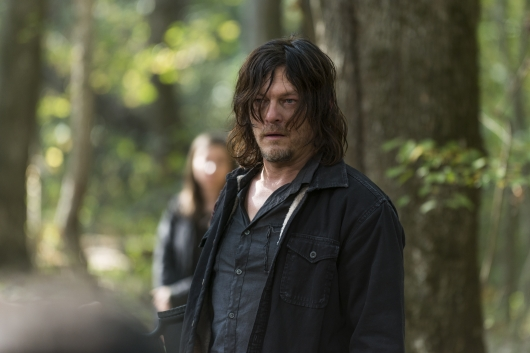 The Walking Dead 7.15 Norman Reedus as Daryl Dixon