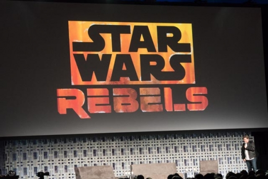 Star Wars Rebels Celebration Panel