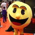 C2E2 2017 Cosplay 10 Pac Man