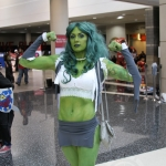 C2E2 2017 Cosplay 13 She Hulk