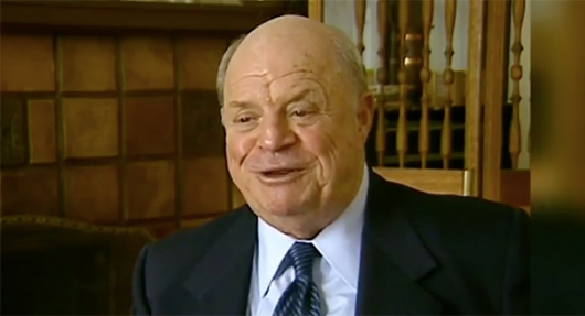 Comedian Don Rickles