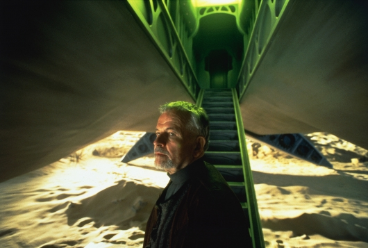 Ian Holm as Father Vito Cornelius, The Fifth Element (1997)