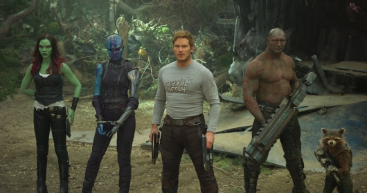 Guardians of the Galaxy Vol. 2 header image