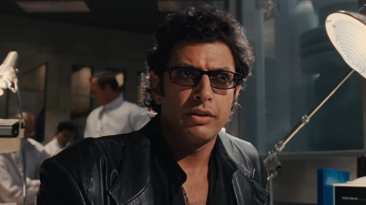 Jeff Goldblum as Dr. Ian Malcolm