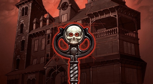 Joe Hill's Locke & Key Header Image