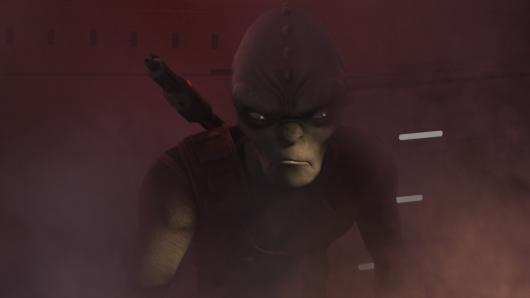 Rukh from Star Wars Rebels