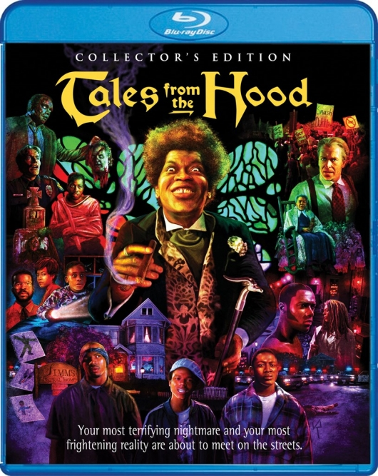 Blu-ray Review: Tales from the Hood (Collector's Edition) Cover Art