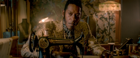 American Gods Orlando Jones as Anansi