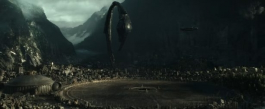 Alien Covenant City