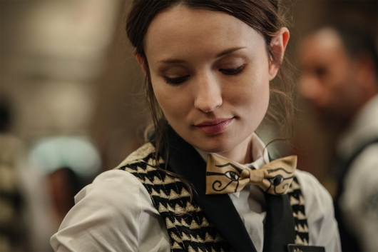 Emily Browning Laura Moon American Gods