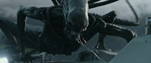 Alien Covenant NeoXenomorph