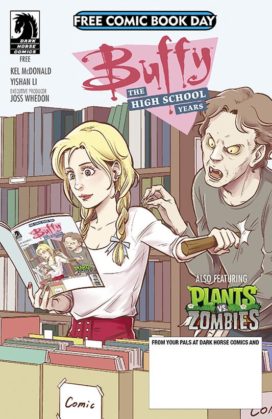 Dark Horse Comics- Buffy: The High School Years