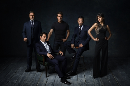Dark Universe group shot