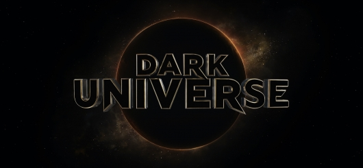 Dark Universe title card