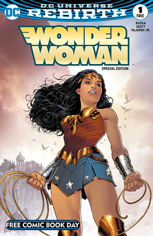 DC Comics Rebirth: Wonder Woman